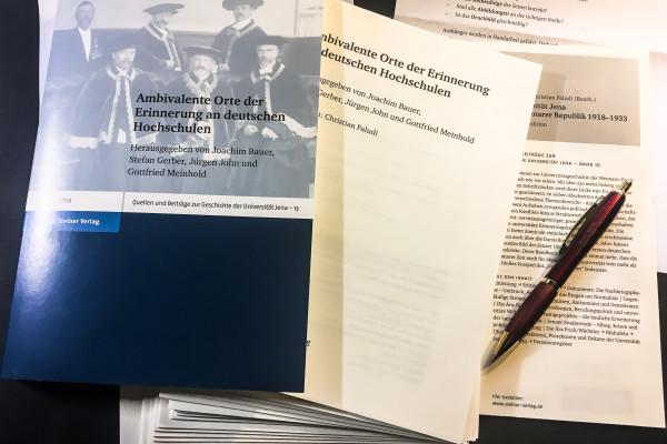 Ambivalente Orte der Erinnerung an deutschen Hochschulen Christian Faludi