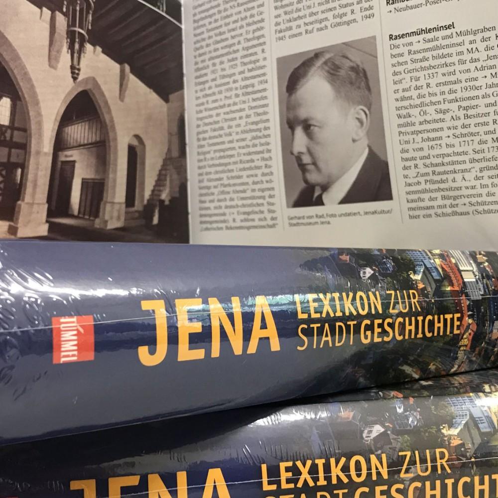 Stadtlexikon Jena